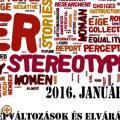 Szerepváltozások és elvárások - izgalmas szellemi felfrissülés nőknek és férfiaknak