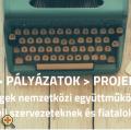 Partnerségek > Pályázatok > Projektek