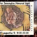 Kisház Kávézó: One More Light - Chester Bennington Memorial Night