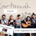 CseRihannák koncert