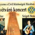 Húsvétváró koncert - Kiss Péter és Szigeti Bence koncertje