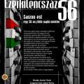 ELMARAD! Tandem színház – Ezerkilencszáz56 c. Sanzon- est egy '56-os fiktív napló mentén