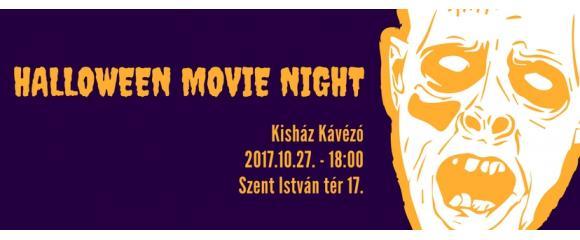 II. Filmmaraton - Halloween Movie Night