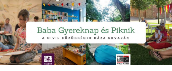Baba Gyereknap és Piknik a Pécsi Pagonnyal