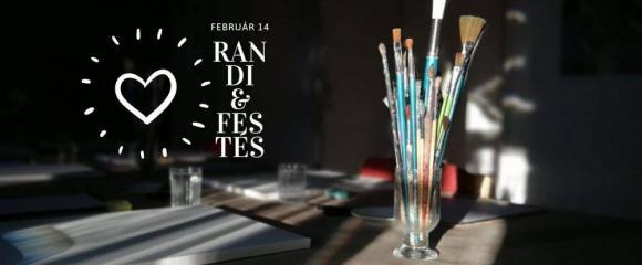 Páros-festős RANDI / Joint Painting DATE