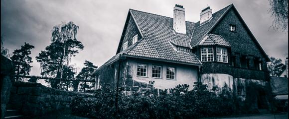 Pécsi Magyar-Finn Társaság - Hvitträsk,  a finn nemzeti romantikus építészet különleges alkotása