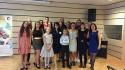 Tillai Tímea énekművész tanítványainak könnyűzenei estje