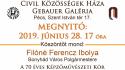 Bonyhádi Képzőművészeti Kör kiállítása